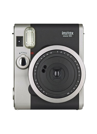 Fujifilm Fujifilm Instax Mini 90 Neo Classic Fotoğraf Makinesi Siyah